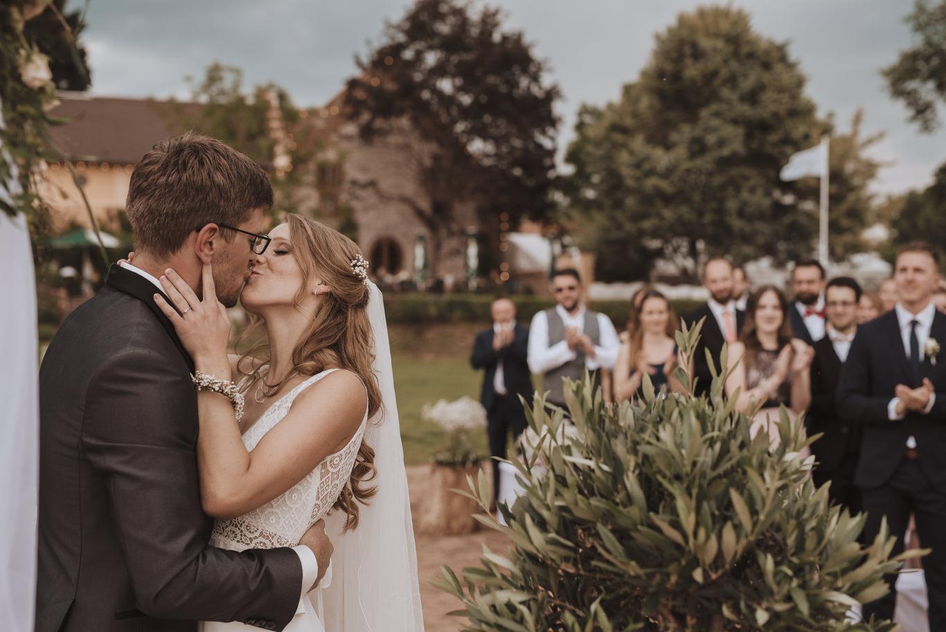 Hochzeitsfotograf Hofgut Langenau Mannheim