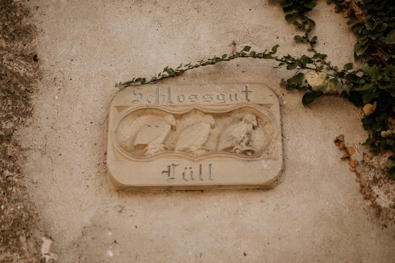 Hochzeitsreportage Schlossgut Lüll Wachenheim Hochzeit Fotograf freie Trauung